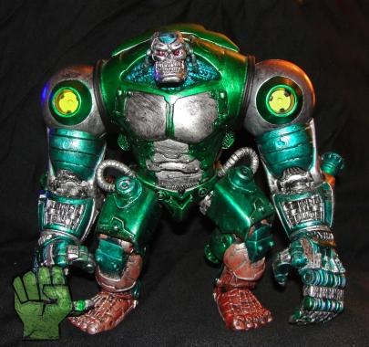 robo hulk